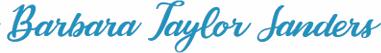 Barbara Taylor Sanders Book Store